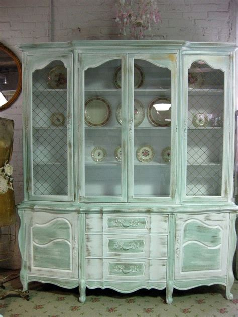 1000  images about Old Fashion China Cabinets on Pinterest
