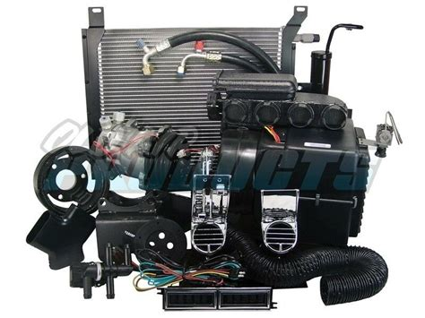 automotive air conditioning repair 1968 ford mustang parental controls 1968 mustang 289 w power steering electronic air conditioning kit ac control ebay