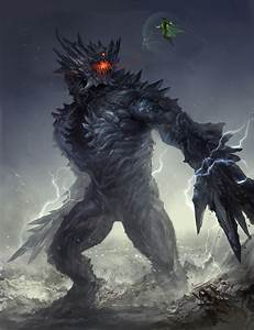 Worm - Endbringer Behemoth by sandara on DeviantArt