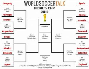 Fifa World Cup 2018 Schedule Pdf Download Pacific Time