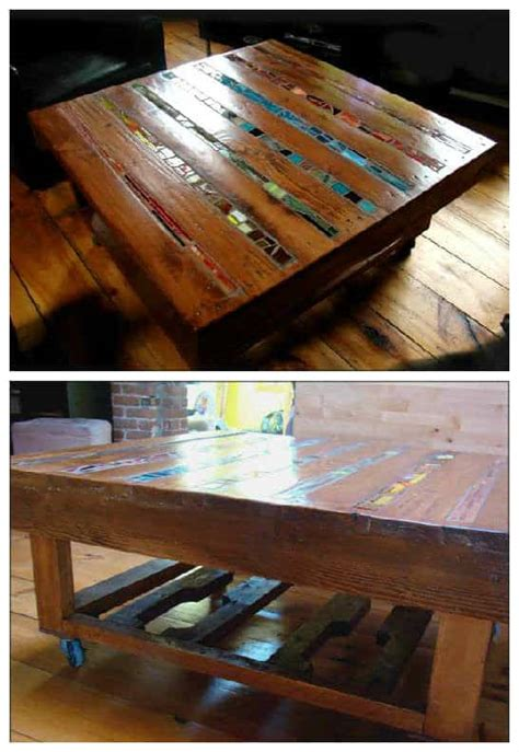 mosaic pallet coffee table  pallets