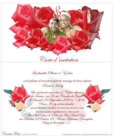d invitation mariage dorothea hildia carte d 39 invitation mariage