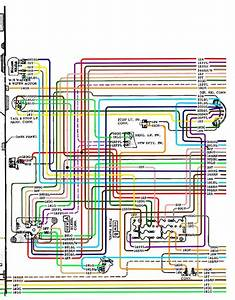 1970 Chevelle Ss Dash Wiring Diagram