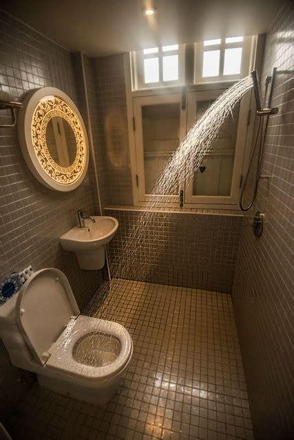 mans dream bathroom shower toilet combo flickr photo
