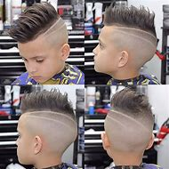 Cool Little Boy Haircuts