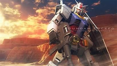 Gundam Rx 78 Exceed Wallpapers Desktop Background
