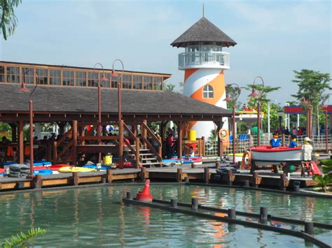 Boating License Malaysia by Legoland Malaysia Lego City Learn To Drive Sail And