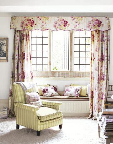 window seat curtains window treatment ideas