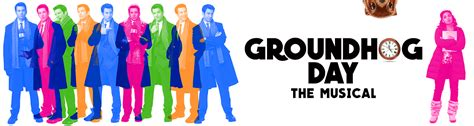 """The musical is full of fertile and feverish theatrical imagination, the new york times raved. """"Groundhog Day: The Musical"""" is a Squirrely Hodgepodge of Humor"""