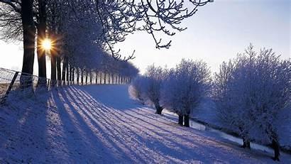 Winter Wallpapers Nature Season Beauty Desktop Scenes