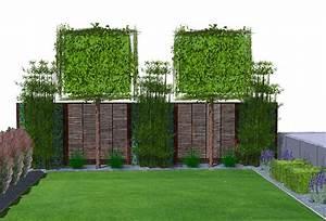 Garten Sichtschutz Holz : garten sichtschutz holz bambus garten sichtschutz aus naturlichen materialien holz bambus ~ Whattoseeinmadrid.com Haus und Dekorationen