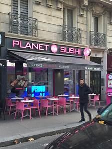 Parking Paris Vinci : planet sushi restaurant 75 avenue kl ber 75016 paris ~ Dallasstarsshop.com Idées de Décoration