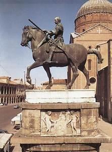 Equestrian Statue of Gattamelata | artble.com