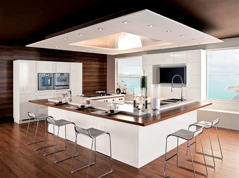 modele de hotte de cuisine cuisine hotte plan de travail