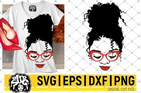 We did not find results for: Afro SVG - Messy Bun in Sunglasses svg, Afro SVG, African ...