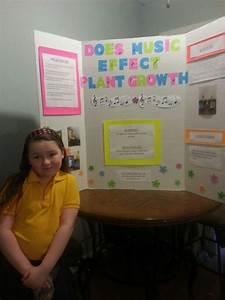 Science Fair Project  Second Grade