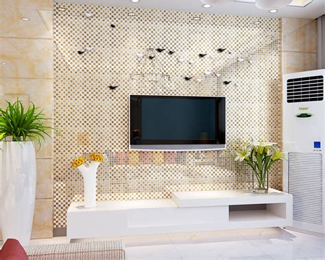 how to tile a kitchen gold plated glass tile mirror wall tile washroom 7363