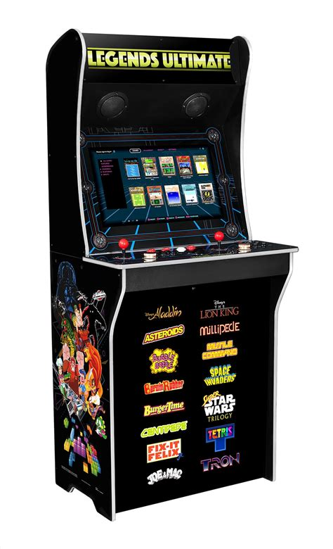 Th Legends Ultimate Arcade machine is going to be back on ...