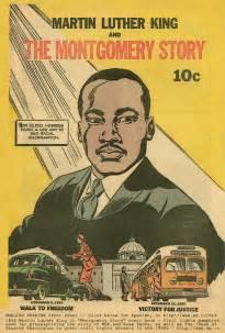 Martin Luther King Jr. Comic