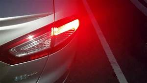 Boot Light Problem  Ford Mondeo Mk4 Facelift