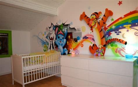 d oration chambre d enfants décoration de chambre enfant photo 2 2 fresque