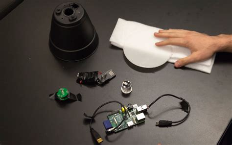 'conversnitch' Eavesdropping Lamp Tweets Private
