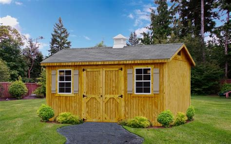 1000 ideas about wooden storage sheds on pinterest