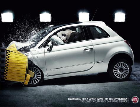 car ads 20 of the best car print ads carhoots