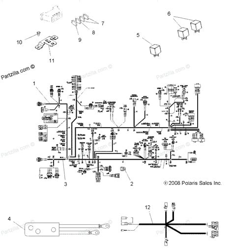 Polari 600 Snowmobile Wiring Diagram by Polari Ignition Schematic Wiring Diagram Database