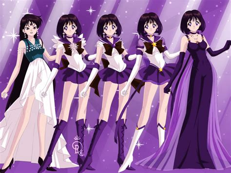 green shoes sailor saturn forms edition by hit enta on deviantart