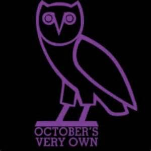 Drake OVO Owl Purple
