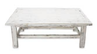last minute wedding gifts handcrafted rustic white wood coffee table yahualica cloud novica