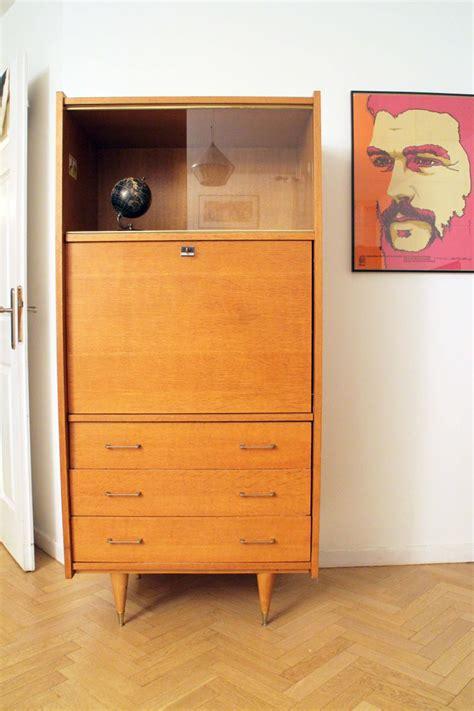 bureau secretaire vintage secrétaire bureau vintage ées 60 style scandinave