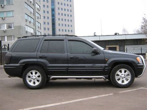 used jeep cherokee used 2001 jeep grand cherokee photos