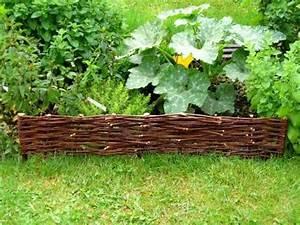 Beetumrandung Garten Einebinsenweisheit