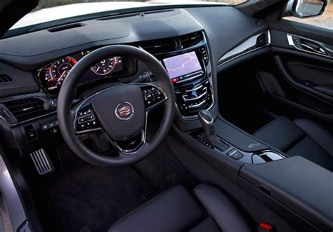 cadillac cts  review legitimate luxury kelley