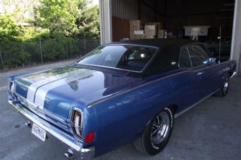 buy  beautiful restored  ford torino  door