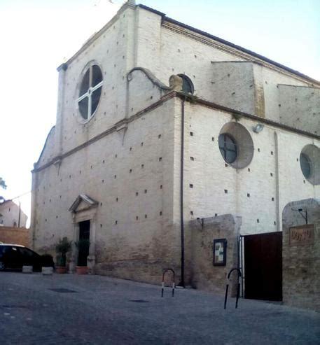 Ansa Marche by Sisma Riapre Chiesa S Caterina A Fermo Marche Ansa It