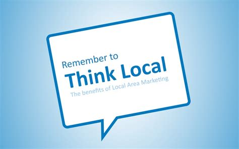 Local Marketing Company by Local Marketing 6 Practical Tips For Your Local Business