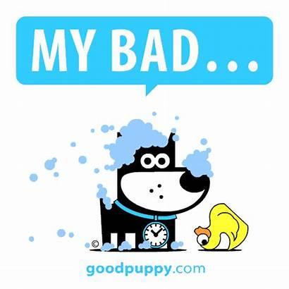 Giphy Puppy Happy Dog Behavior Animal Roger