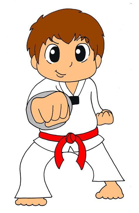 Karate Clipart Taekwondo Cliparts