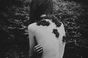 black and white, girl, hipster, indie - image #597385 on ...
