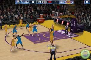 NBA 2K Basketball Game