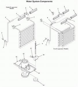 Scotsman Cme256 Parts Diagram