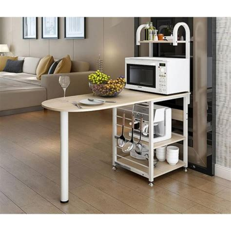 Kitchen Bar Table Storage by Forever Kitchen Storage Shelves With Table Bar Dining