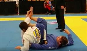 Clark Gracie's Uses a Unique Omoplata at Masters Worlds ...
