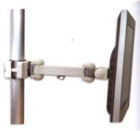 d1270lw universal pole mount lcd monitor arm