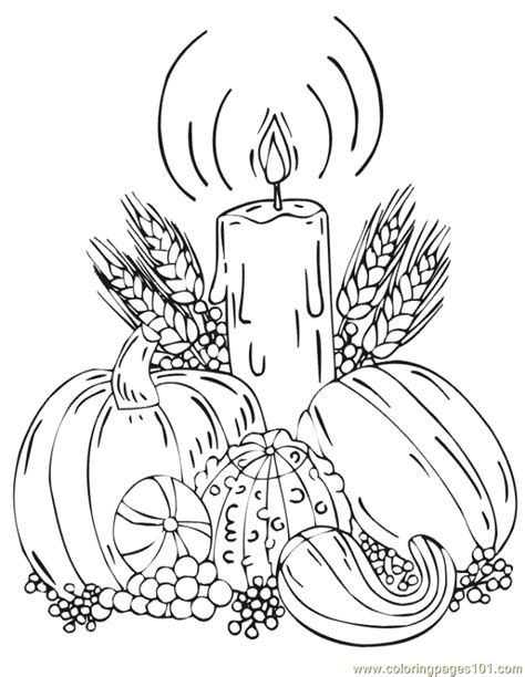 fall harvest coloring page  autumn coloring pages coloringpagescom