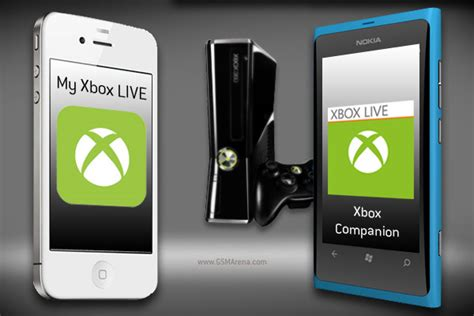 how to connect phone to xbox 360 my xbox live for ios and xbox companion for windows phone