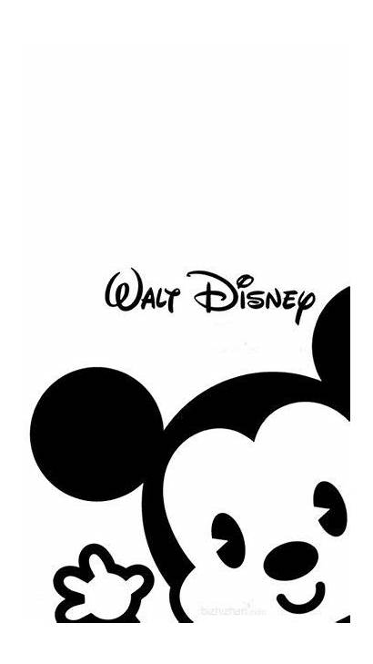 Disney Mickey Mouse Minnie Iphone Papel Parede